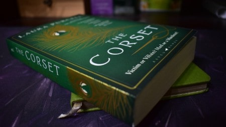 The Corset by Laura Purcell - Bookcover