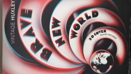 Front 3D cover of Brave New World by Aldous Huxley
